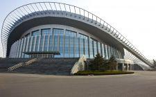 中国石油大学体育馆